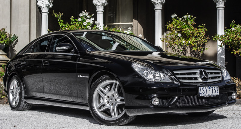 2006 Mercedes Benz CLS55 AMG – SOLD