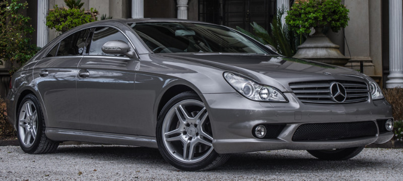 2006 Mercedes Benz CLS500 – SOLD