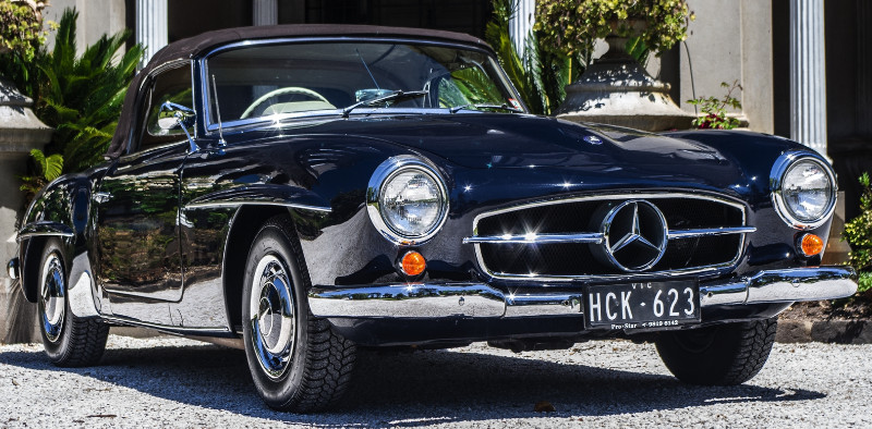 1958 Mercedes Benz 190SL – SOLD
