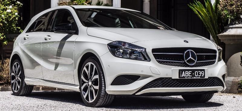 2013 Mercedes Benz A180 – SOLD