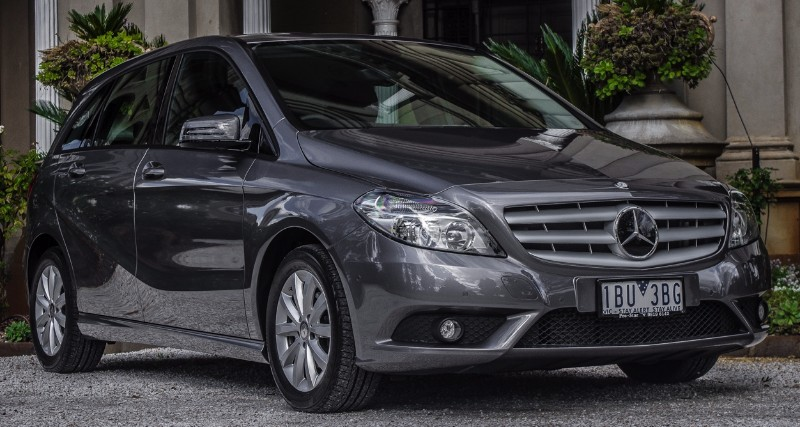 2012 Mercedes Benz B180 – SOLD