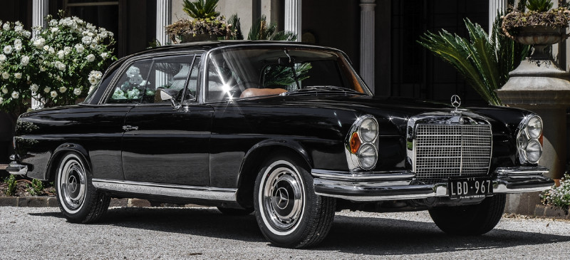 1971 Mercedes Benz 280SE 3.5 – SOLD