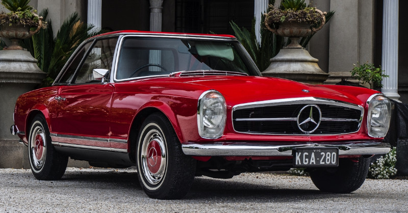 Classic Mercedes Sales Classic Car Sales Prostar
