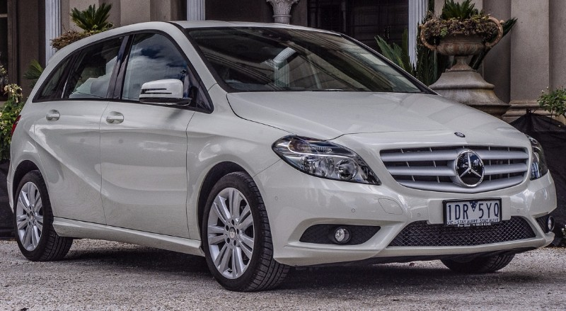 2013 Mercedes Benz B180 – SOLD