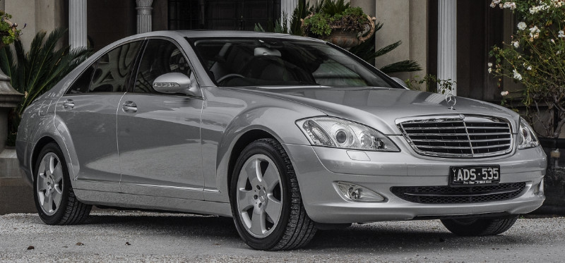2007 Mercedes Benz S350 – SOLD