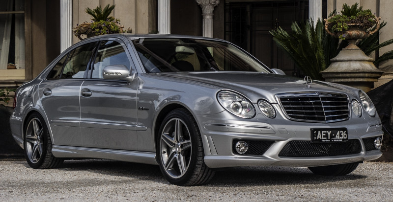 2006 Mercedes Benz E63 AMG – SOLD