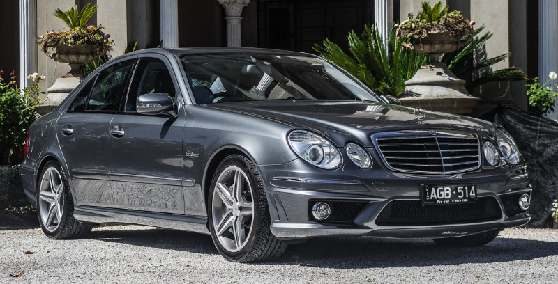 2008 Mercedes Benz E63 AMG Sports Package – SOLD