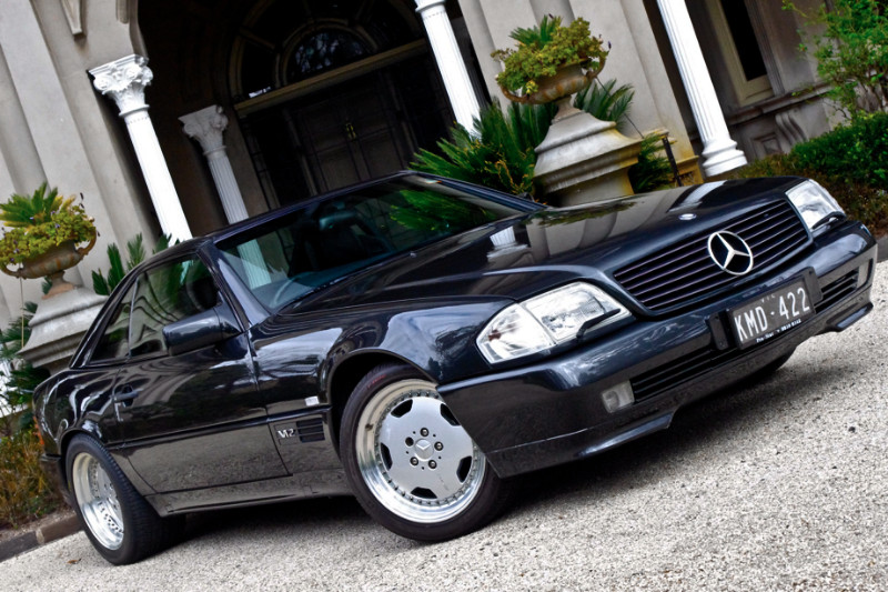 1998 Mercedes Benz SL600 – SOLD