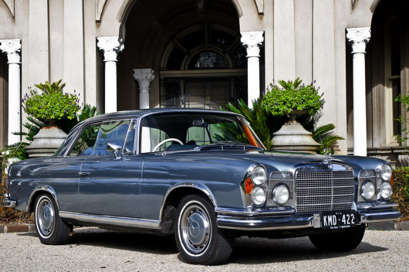 1970 Mercedes Benz 280SE 3.5 – SOLD