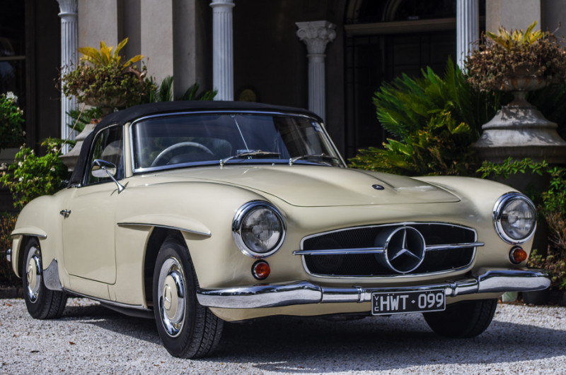 1962 Mercedes Benz 190SL – SOLD