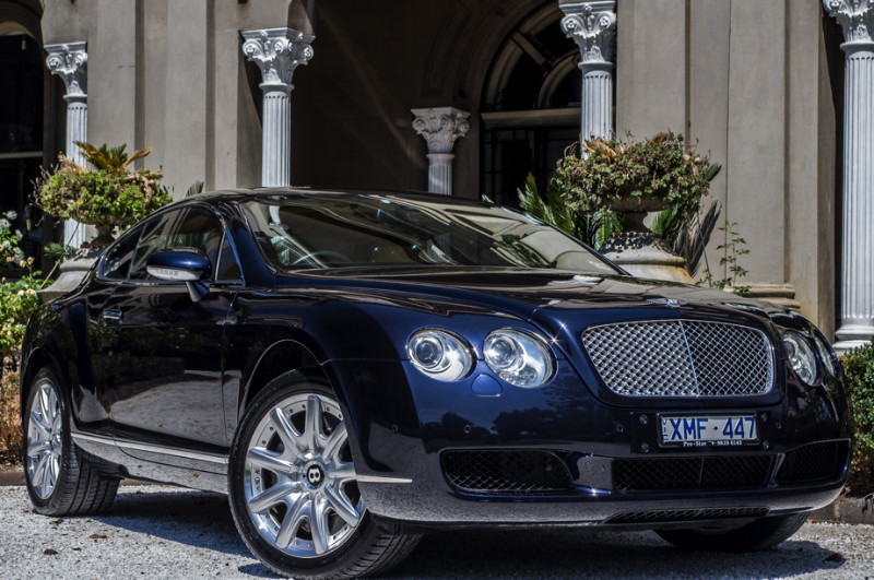 2004 Bentley Continental 3W GT Coupe – SOLD