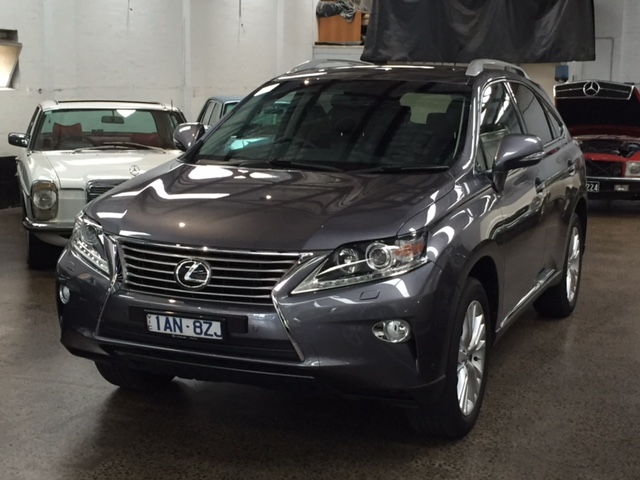 2014 Lexus RX350 Luxury Enhancement Package – SOLD
