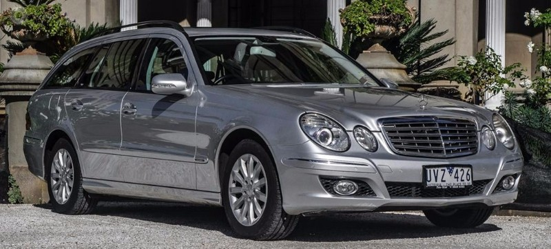 2007 Mercedes Benz E350 – SOLD