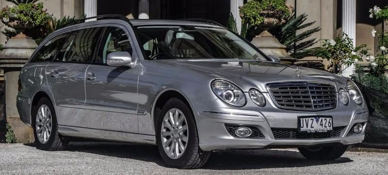 2007 Mercedes Benz E350 – SOLD