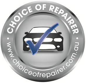 Choice of Repairer Logo Paint resized